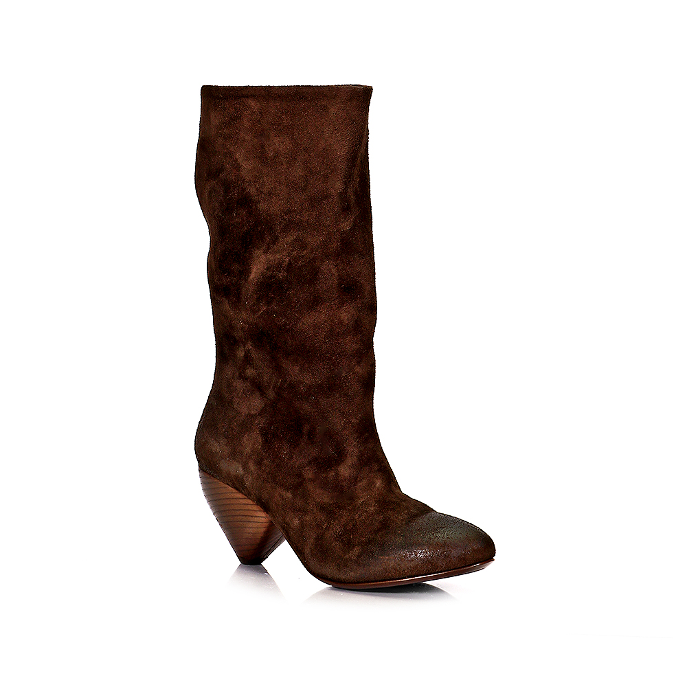 """Durango women's Leather Boot RD2404 12"""" GAUCHO  Brown  Size 9.5 M NEW"""