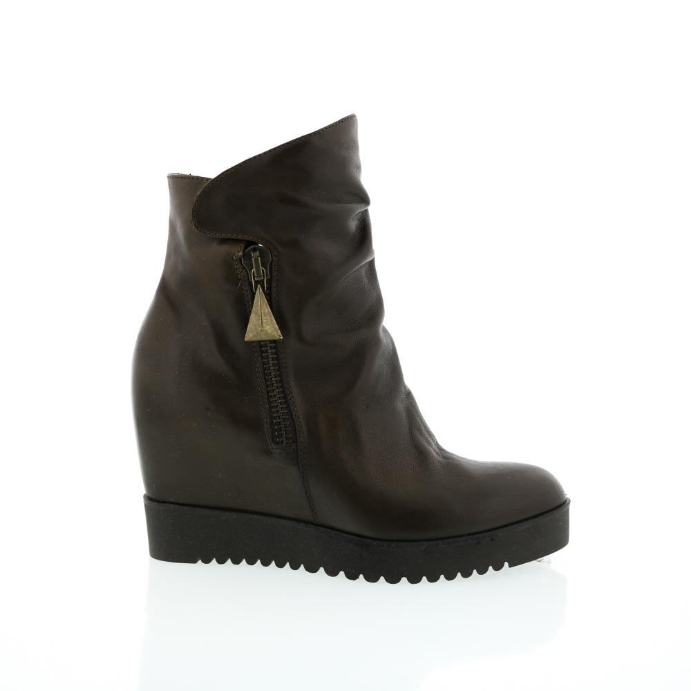 Rachel Boot Stern GatheROT Wedge Ankle Boot Rachel 316e7a