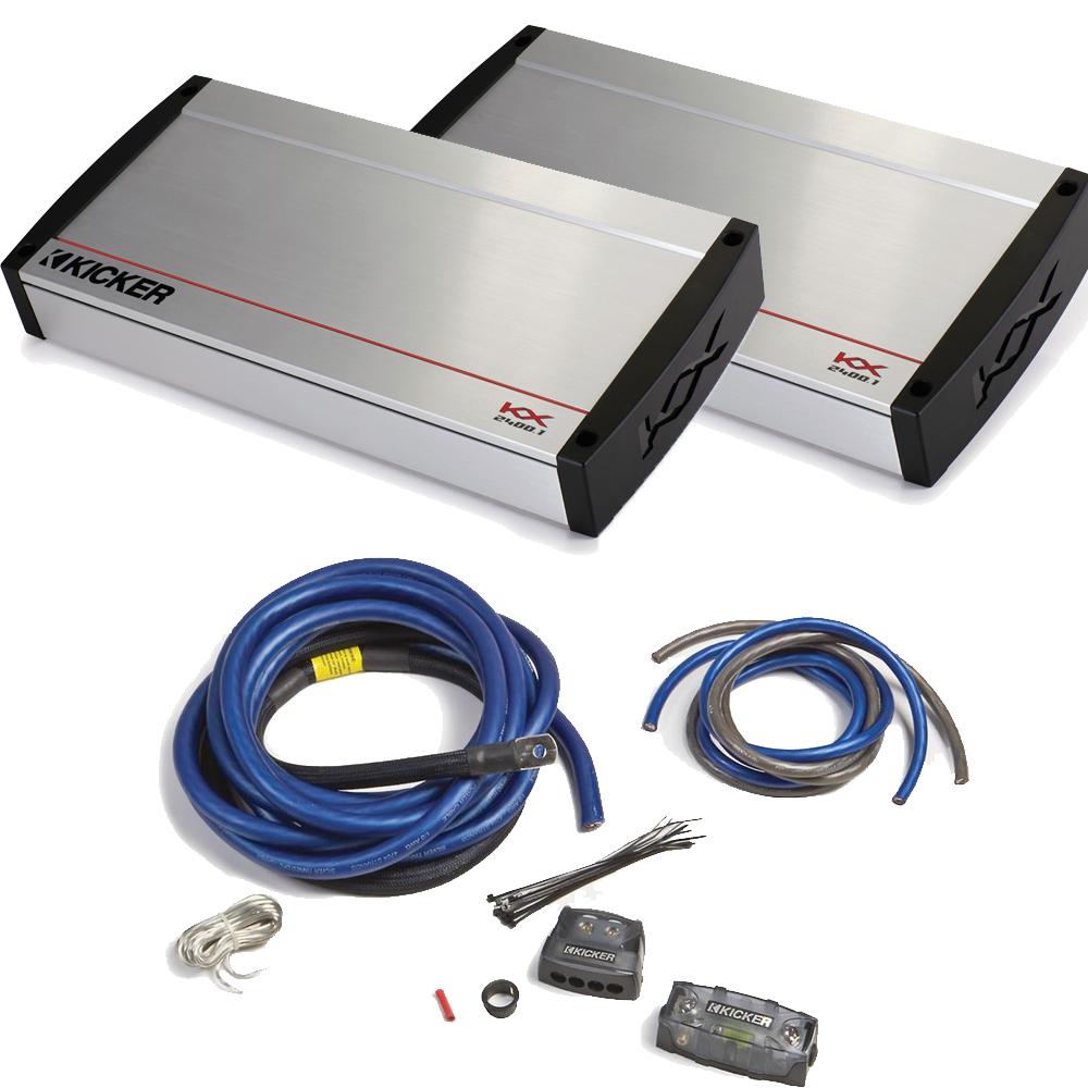 kicker amp wiring kicker kx amps - 2 kicker kx- 2400 watt amps and 1/0 gauge ... kicker l5 wiring diagram #7