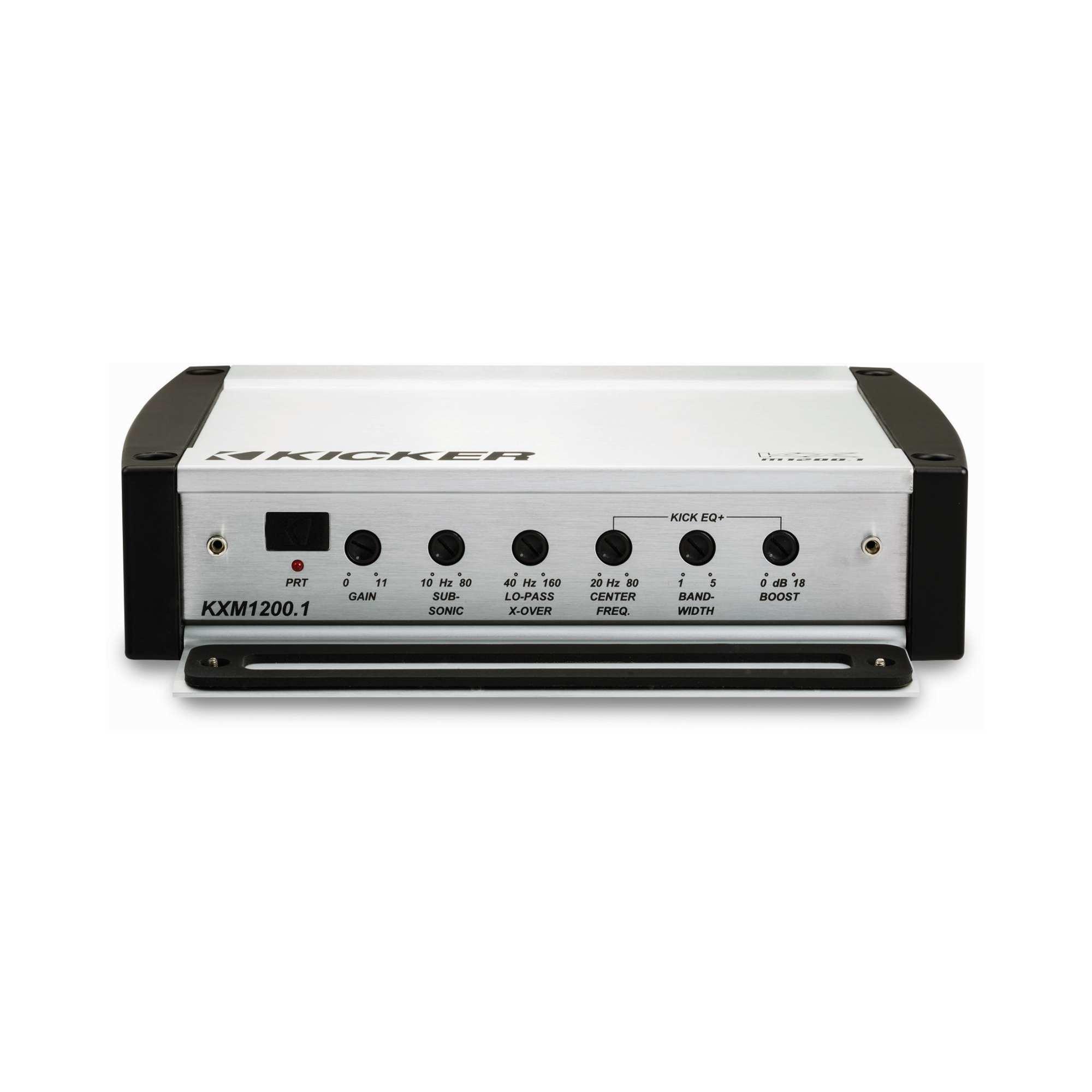 800 Watt Rms Dvc Car Subwoofersmono Amplifieramp Kit 806576217961