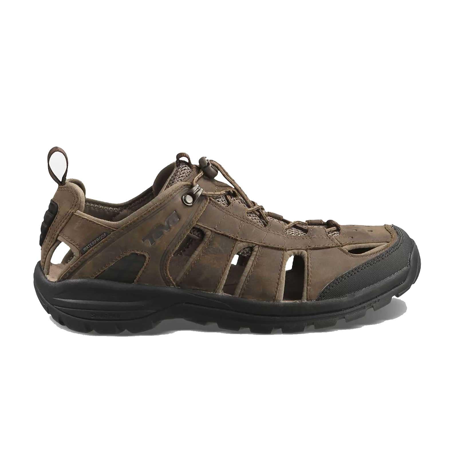 b518226aff8f03 Details about Teva Mens Kimtah Leather Sandal