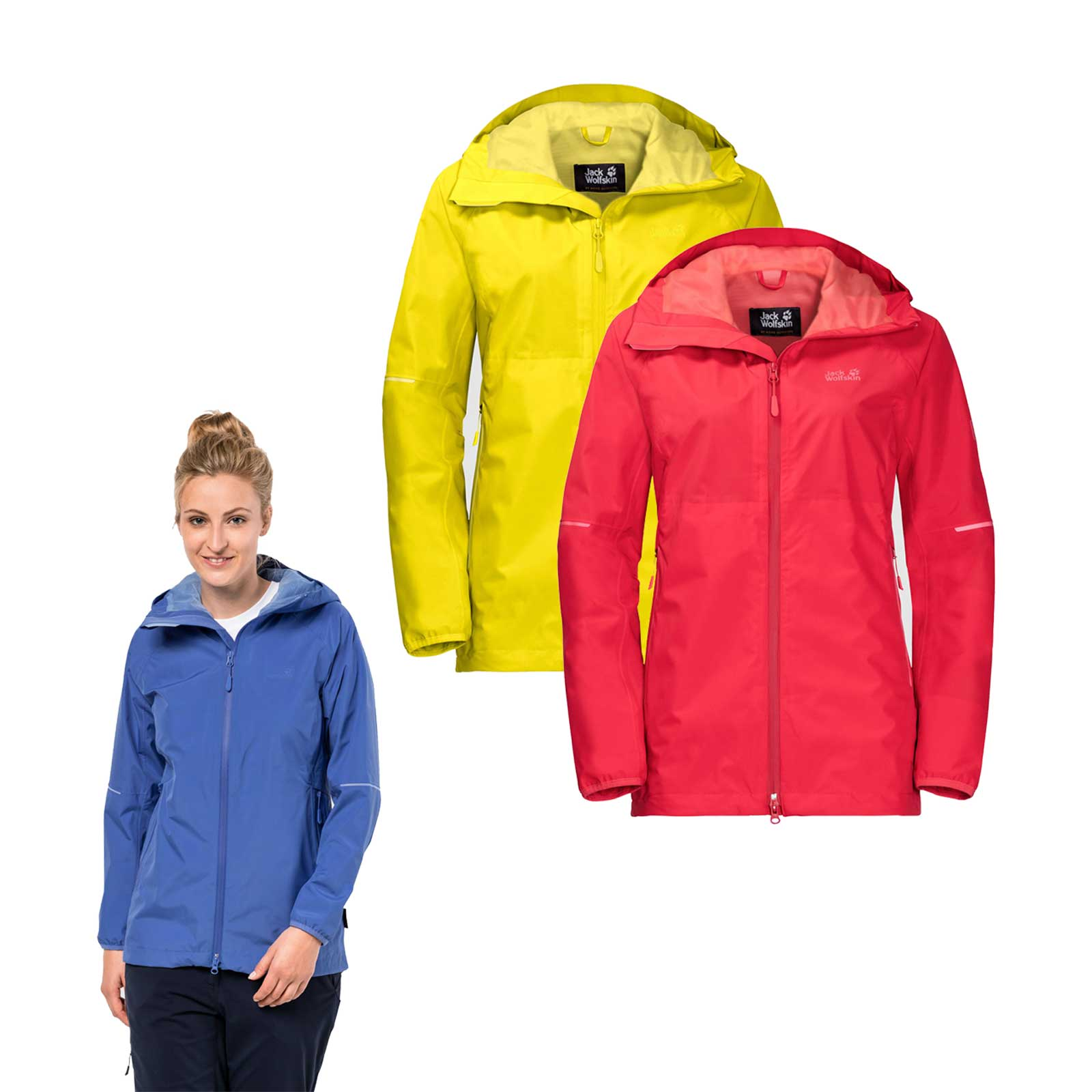 c55e76adf18 Image is loading Jack-Wolfskin-Ladies-Sierra-Pass-Jacket