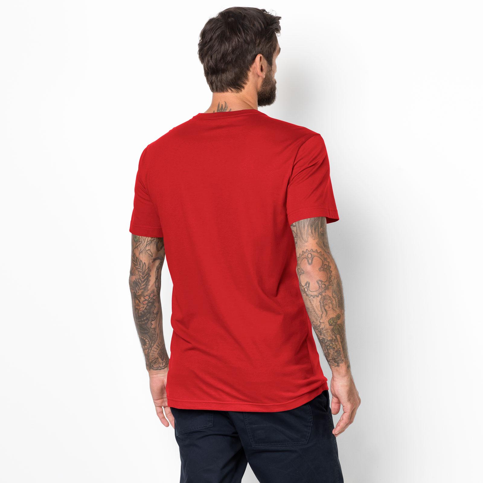 463b7f989d Jack Wolfskin Mens Essential Basic T-Shirt RRP £25   eBay