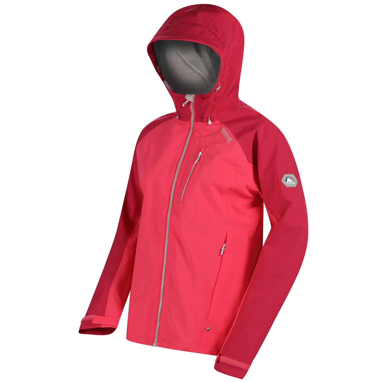 Jacket Grey £100 Bright Rrp Birchdale Ladies Blush Regatta seal IxXqEA8fw