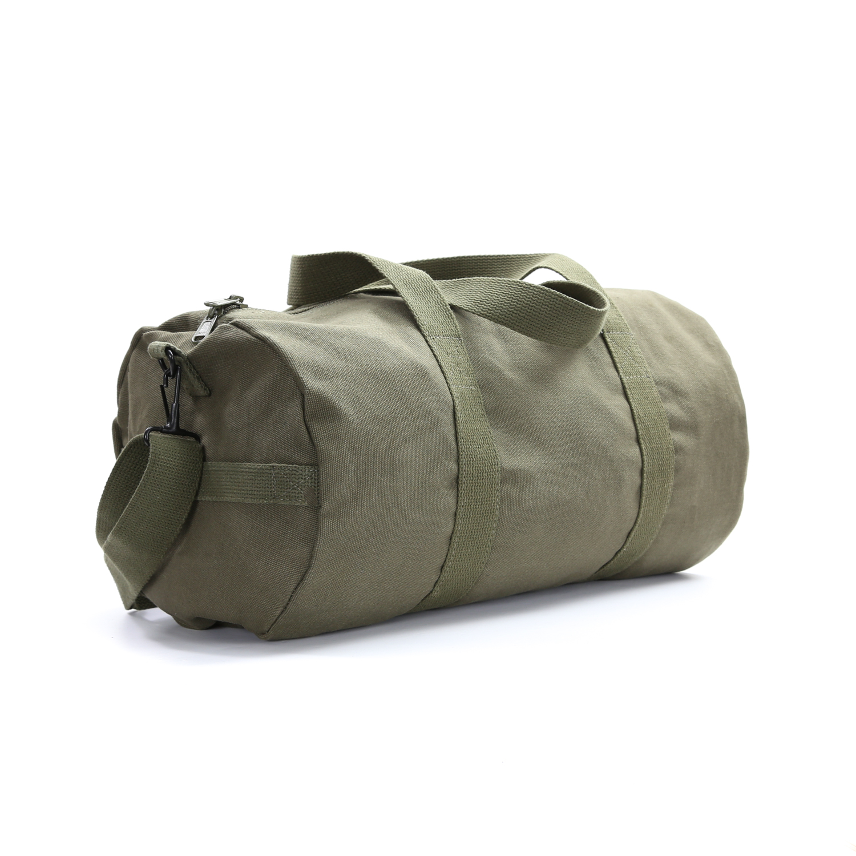 ABCD Heavyweight Canvas Duffel Bag
