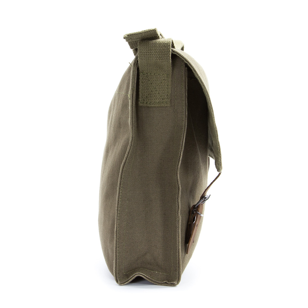 High Five Jeep Army Heavyweight Canvas Medic Shoulder Bag