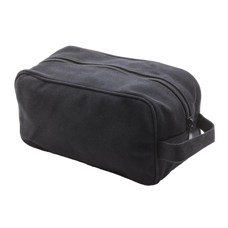 Borderlands-Vault-Canvas-Shower-Kit-Travel-Toiletry-Bag-Case thumbnail 3