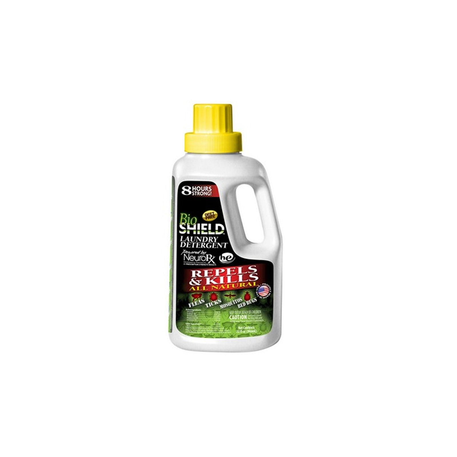Bio Shield Bs1003 High Efficiency Laundry Detergent 32 Fl