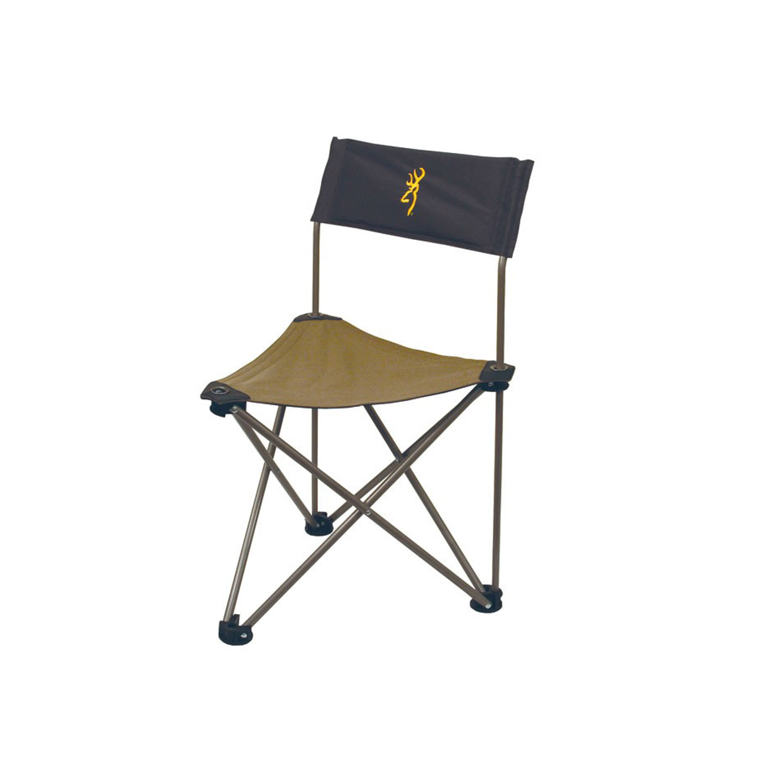 Browning 8510001 Dakota Tripod Chair Steel Frame Nylon