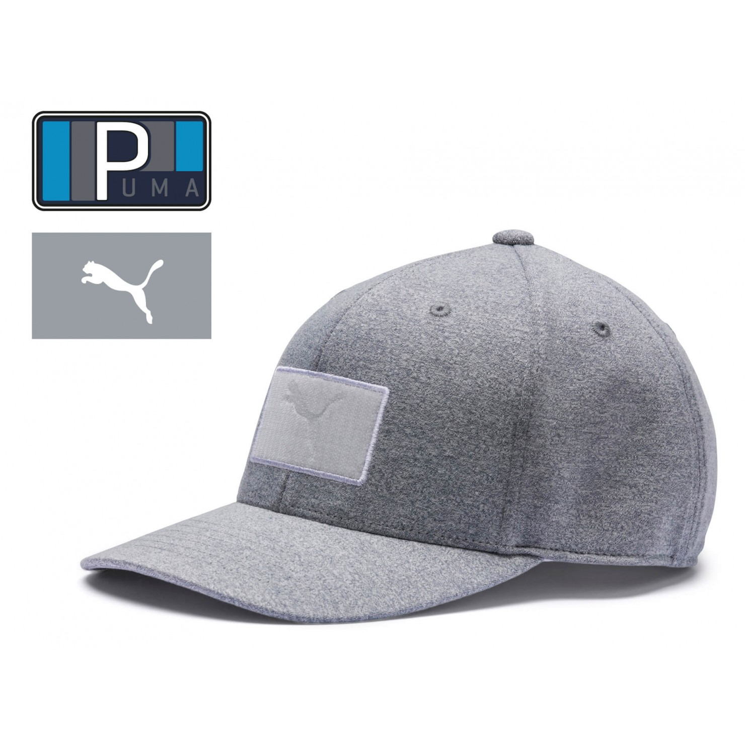 f350e10e019 Details about Puma Golf 2019 Utility Patch 110 Snapback Cap Hat - Multiple  Colors OSFM