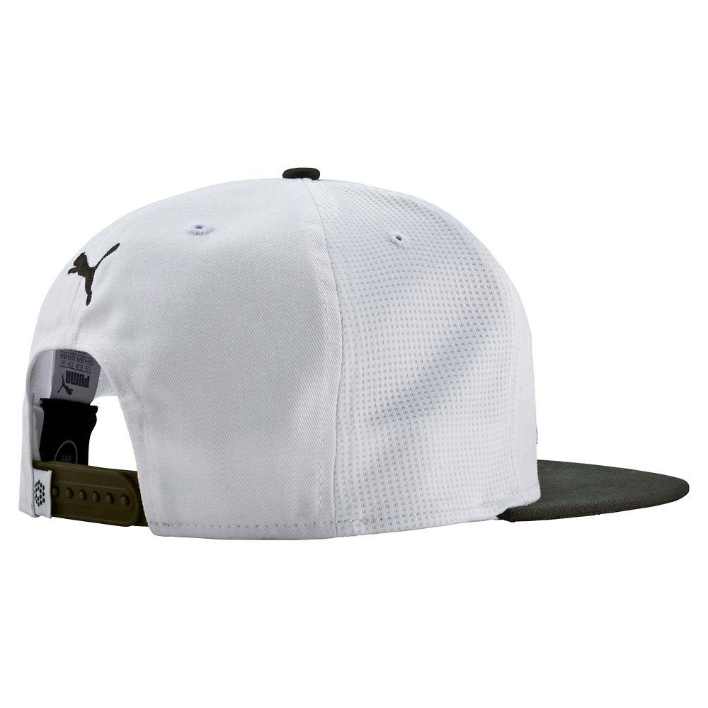 Puma-Golf-Script-Snapback-Adjustable-Cap-Hat-Multiple-Colors-OSFM thumbnail 7