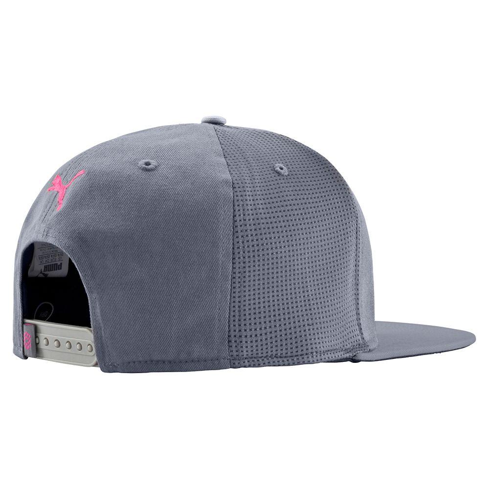 Puma-Golf-Script-Snapback-Adjustable-Cap-Hat-Multiple-Colors-OSFM thumbnail 11