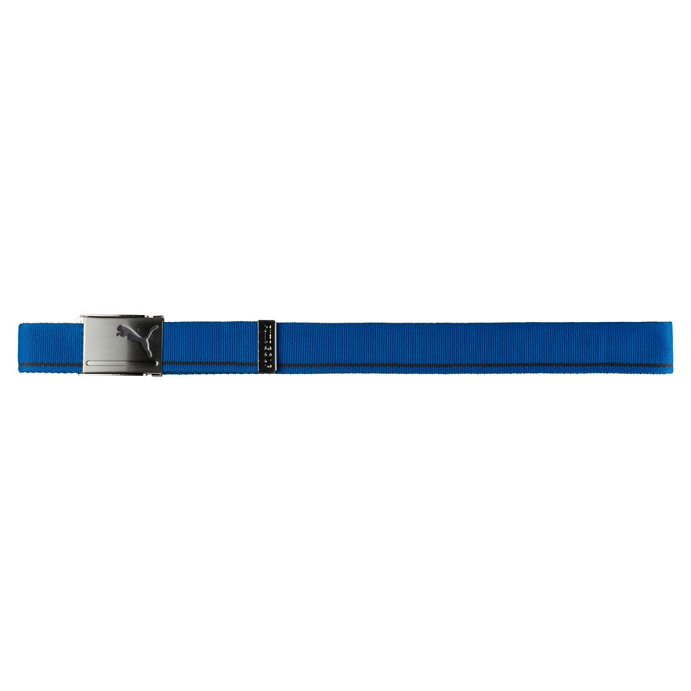 2017 PUMA Golf Reversible Web Belt Color French Blue / Quiet Shade Size  OSFA. About this product. 8 watching. Picture 1 of 2; Picture 2 of 2