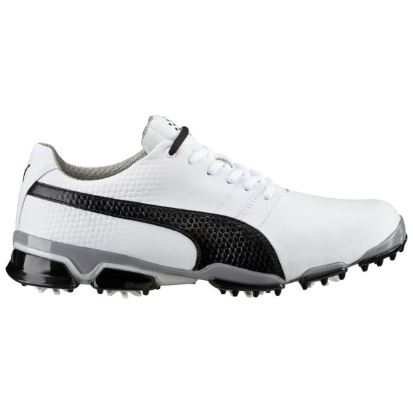 Puma Golf TITANTOUR IGNITE - Golf shoes White/Black Men