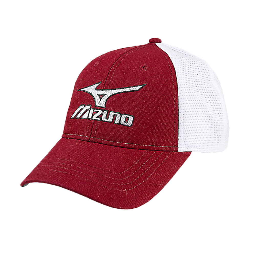 3a8083f70e90 2018 Mizuno Golf Tour Fitted Hat Color Cardinal/white Size Large/x Large.  About this product. Stock photo; Picture 1 of 2; Picture 2 of 2