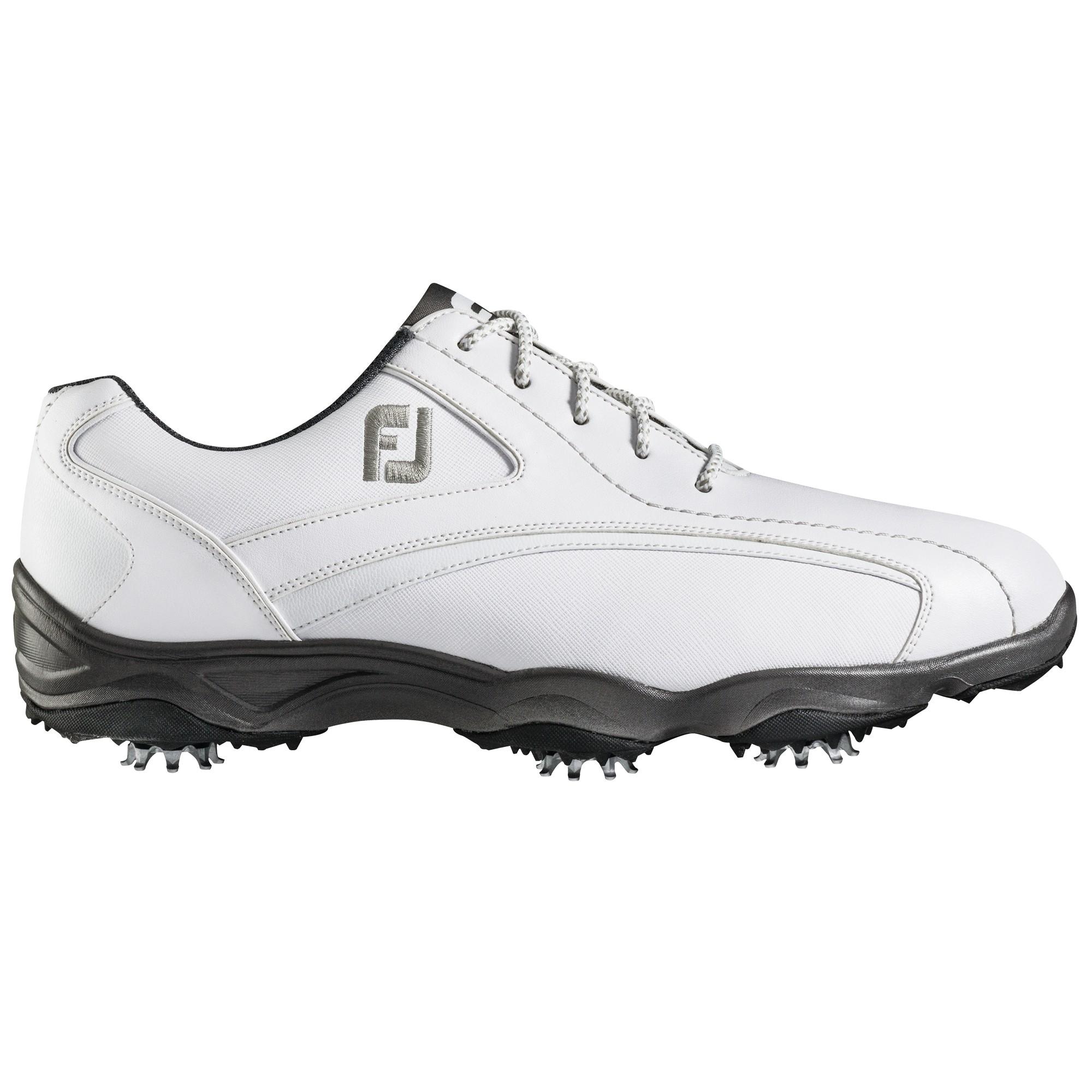 Details Footjoy Mens Superlites Golf Shoes