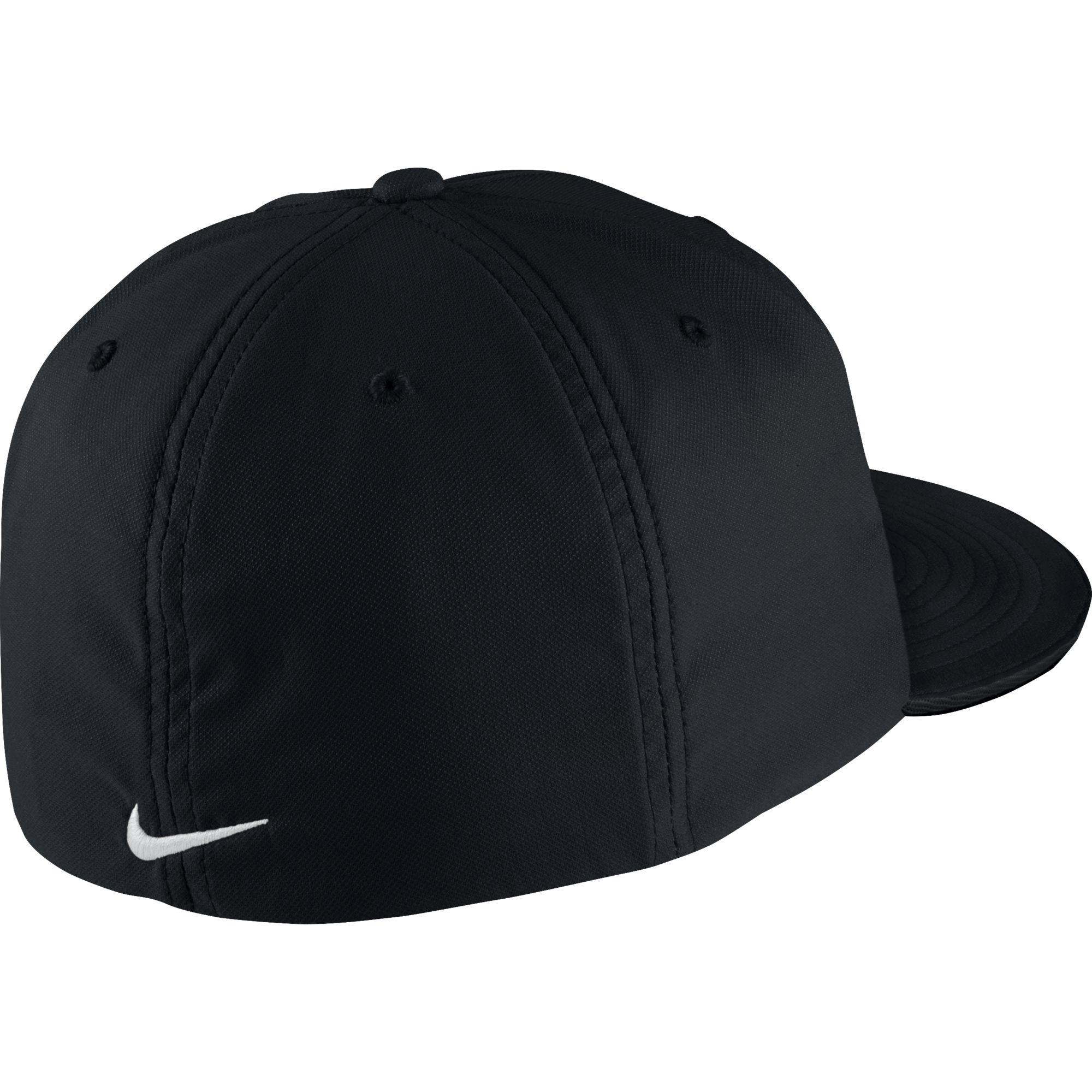 New Nike Golf True Tour Flat Bill Fitted Cap Hat - Pick Color  0ff7f9d8b4b