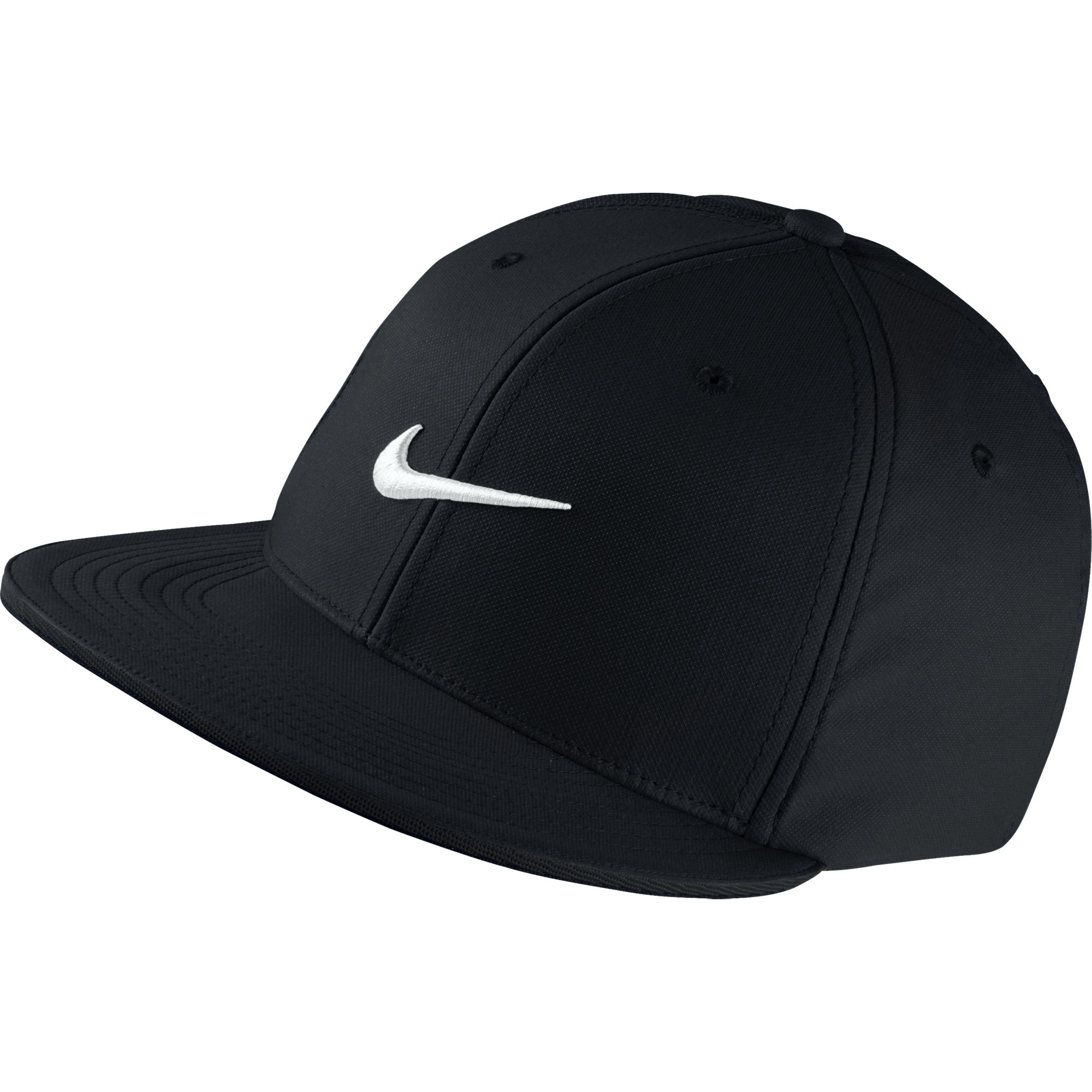 4f129309fd6ba The Nike Golf True Tour Fitted Hat is designed with a stretchy headband and  lightweight fit made with breathable