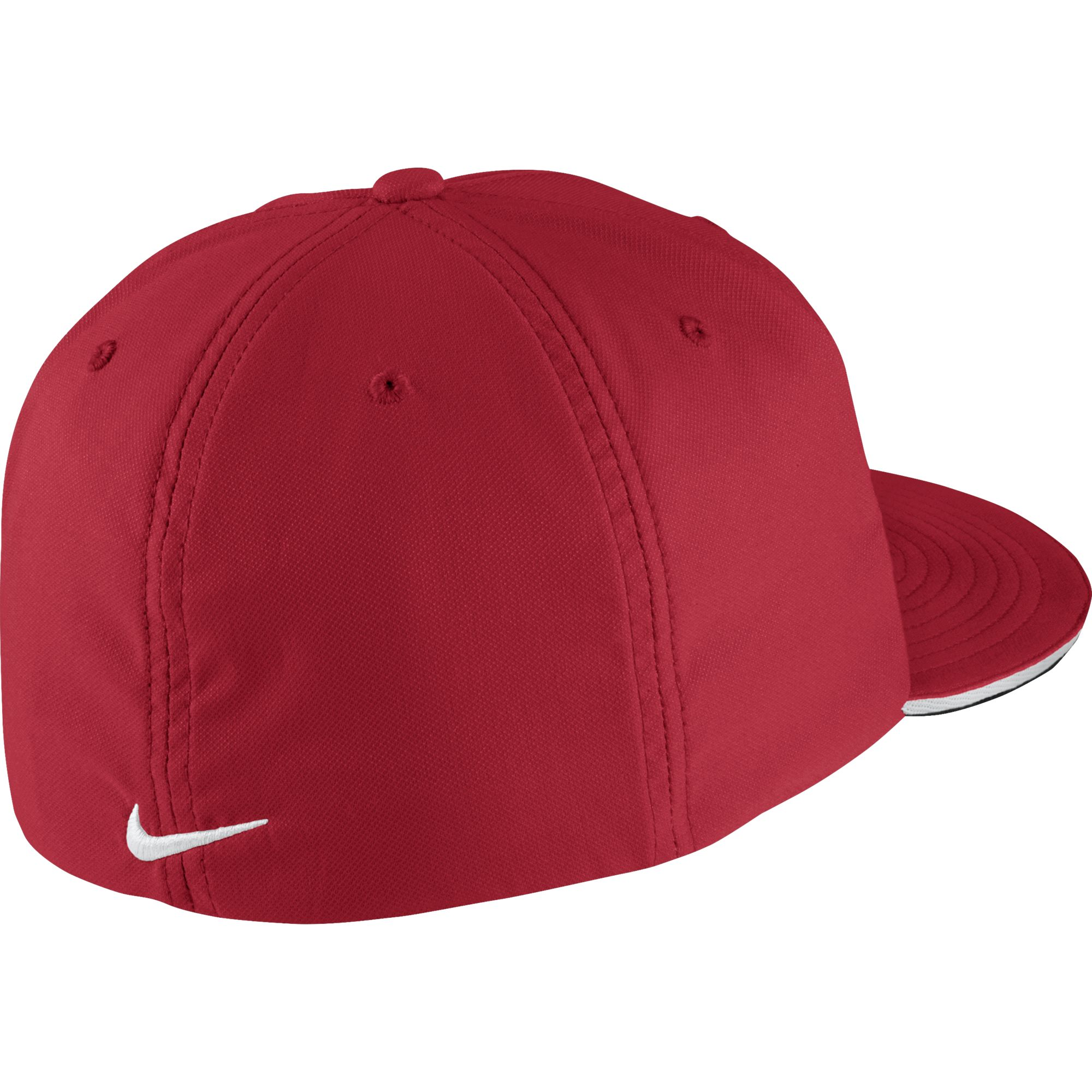 7799566666fc2 New Nike Golf True Tour Flat Bill Fitted Cap Hat - Pick Color