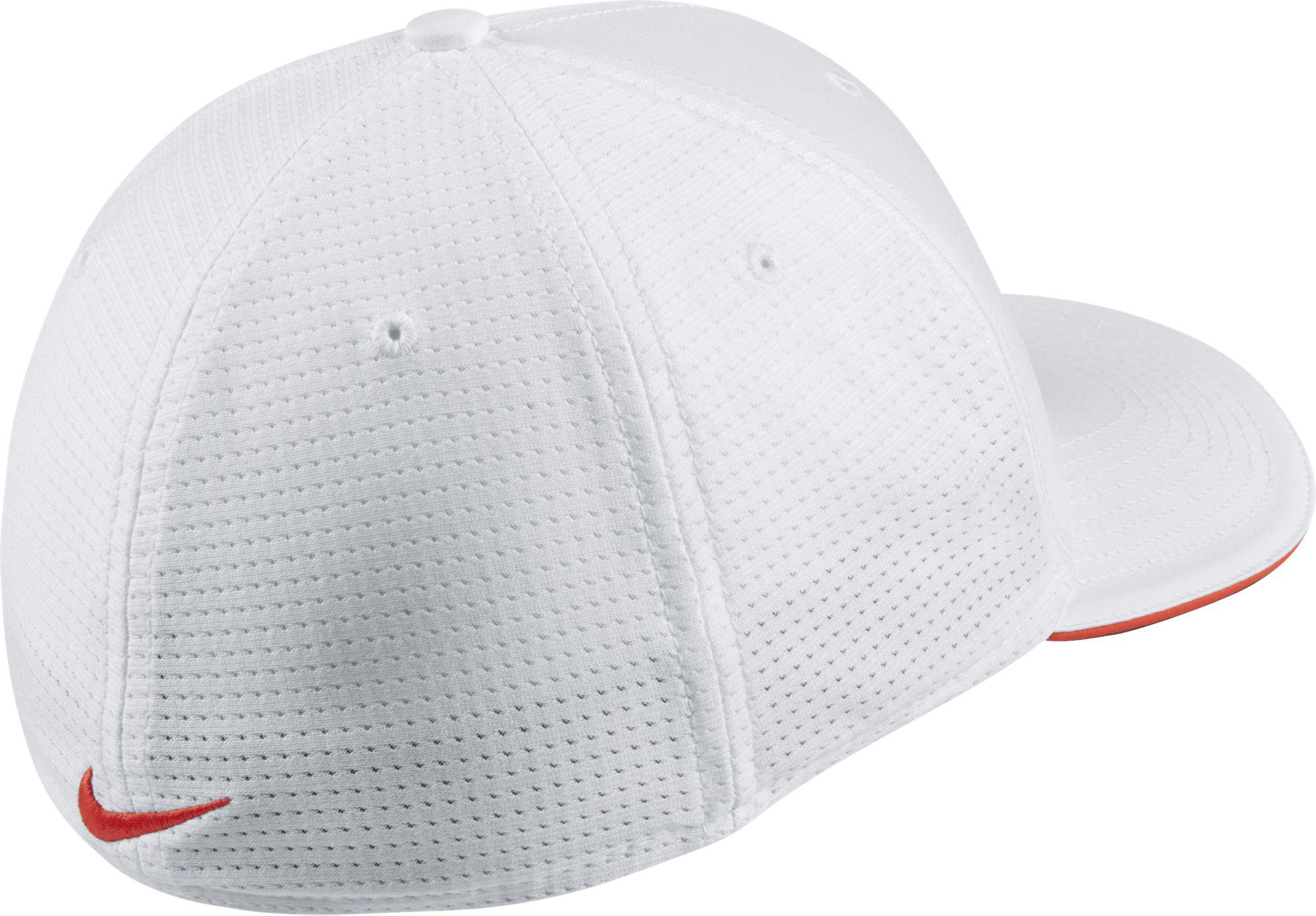 e4f3015eb6ce4 Nike Golf 2017 Classic 99 Mesh Fitted Cap Hat 848052 - Pick Color ...