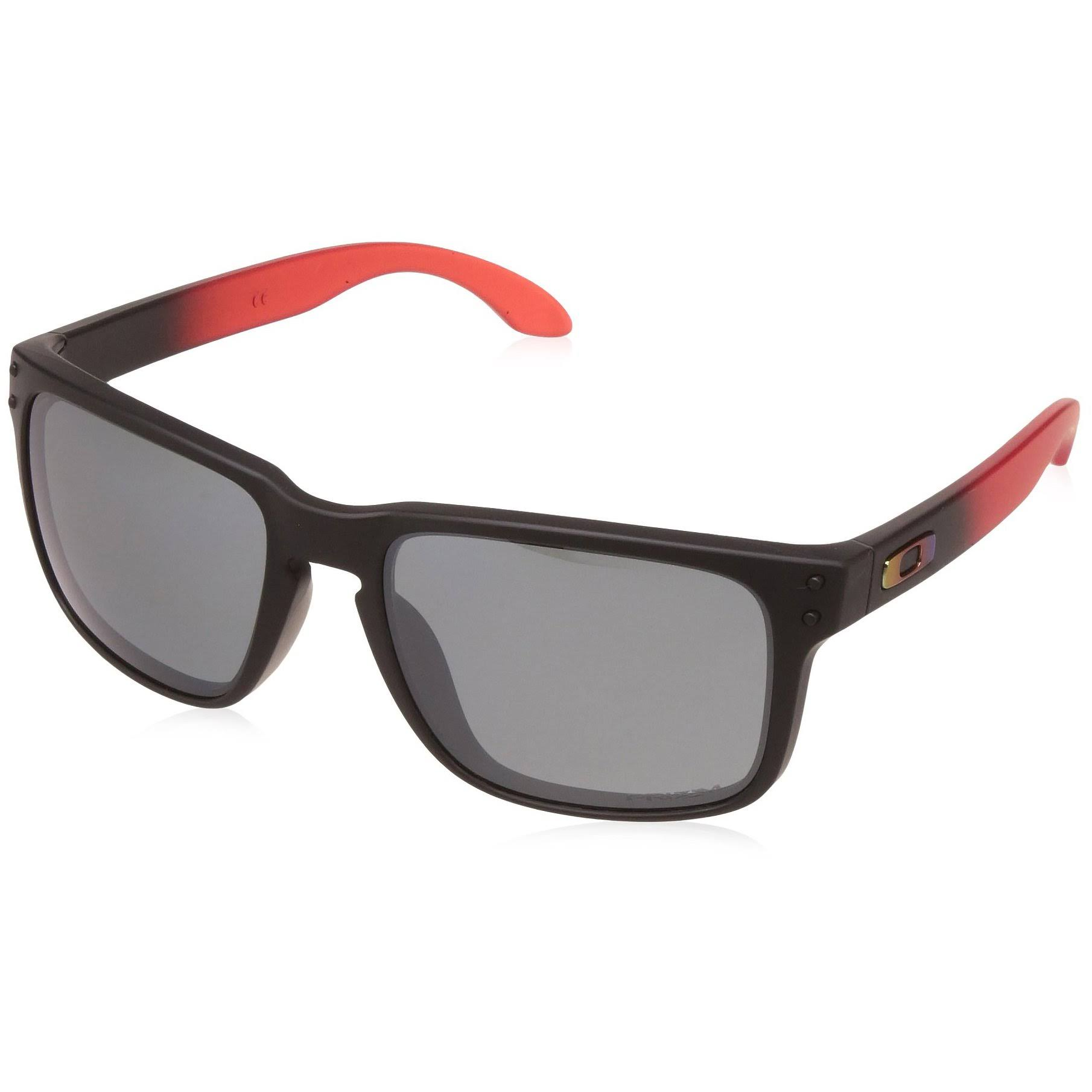 536583e81603b Oakley Holbrook Sunglasses Ruby Fade Prizm Black Polarized OO9102-D3 ...