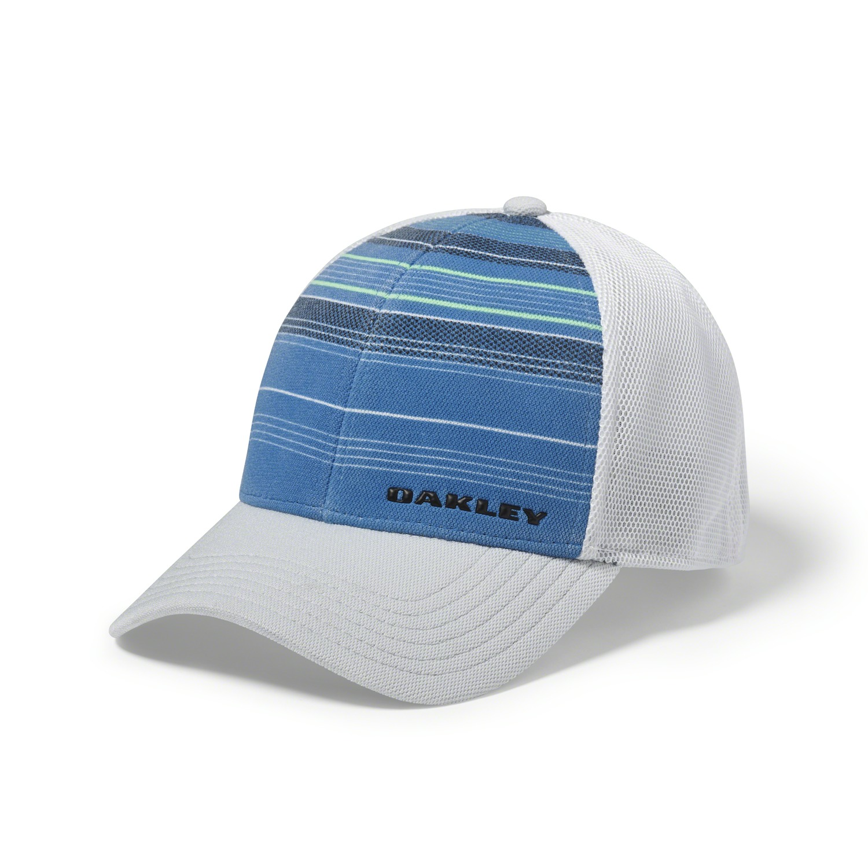 b8d5507400430 Oakley Golf Silicon Bark Trucker 2.0 Print Hat Cap 911722 - Select ...