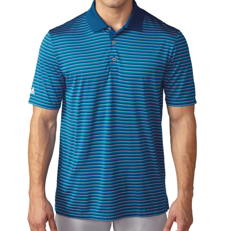 adidas performance polo shirt eqt blue