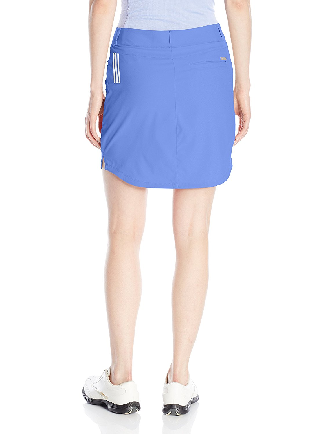 Adidas-Golf-Women-039-s-Essentials-3-Stripes-Skort-Pick-Size-amp-Color thumbnail 4