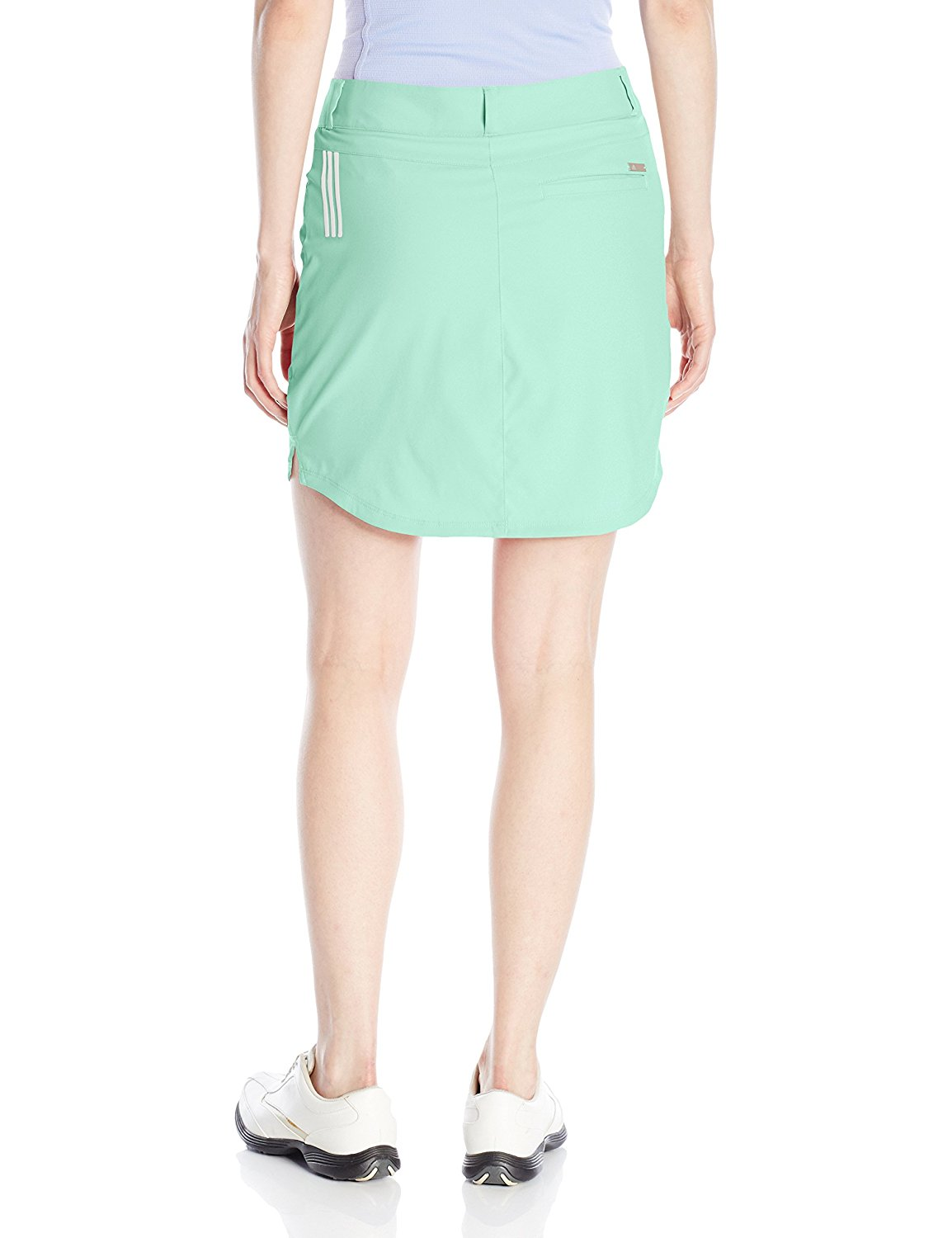 Adidas-Golf-Women-039-s-Essentials-3-Stripes-Skort-Pick-Size-amp-Color thumbnail 19