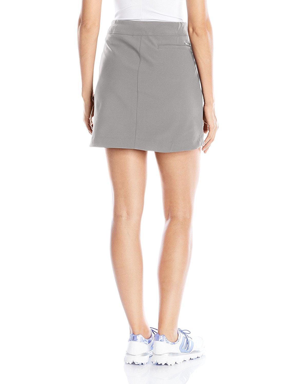 New-Adidas-Golf-Women-039-s-Fall-Weight-Skort thumbnail 8