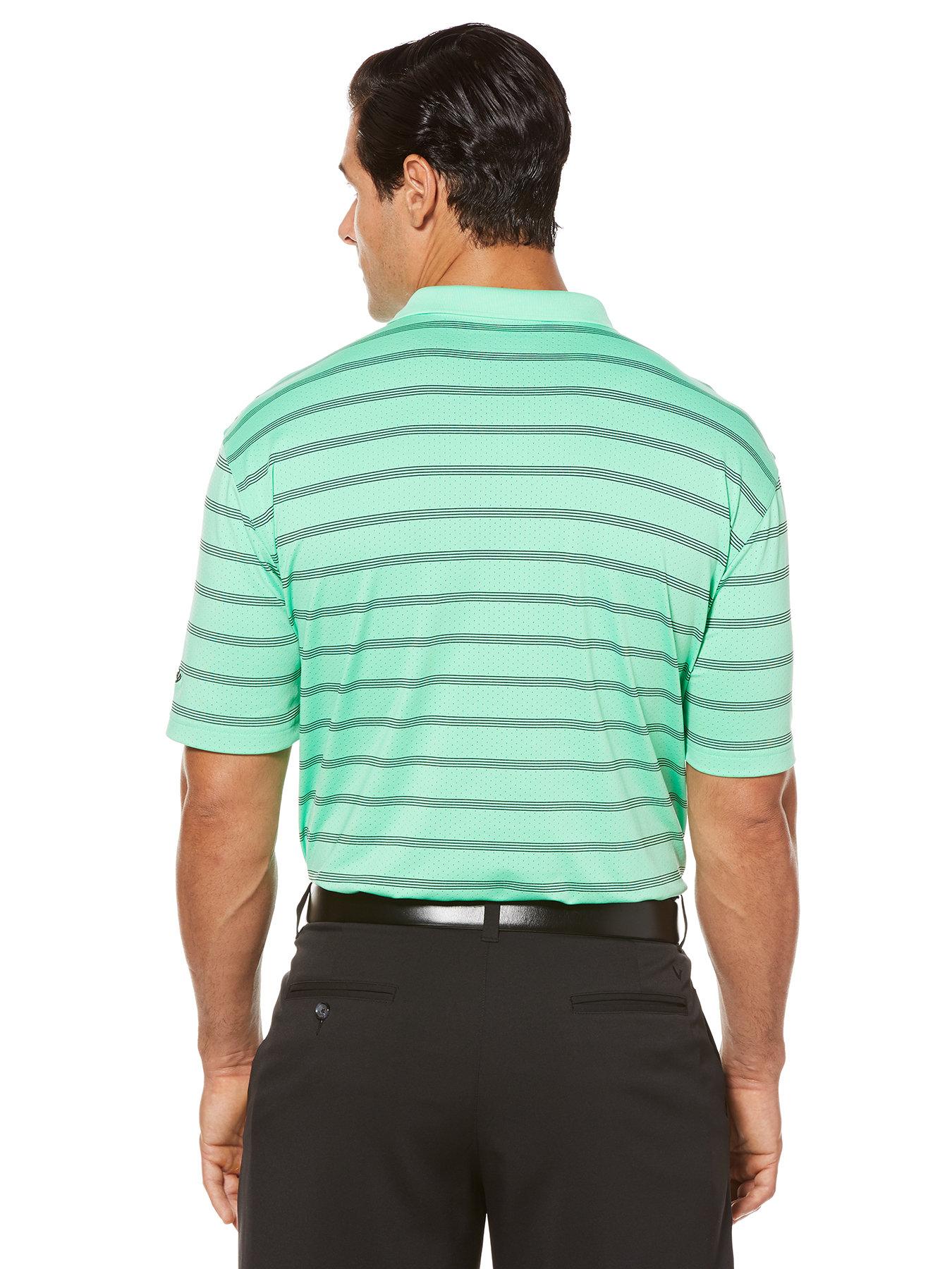 Callaway-Golf-Men-039-s-Performance-Stripe-Polo-Shirt-Pick-Color-amp-Size thumbnail 9