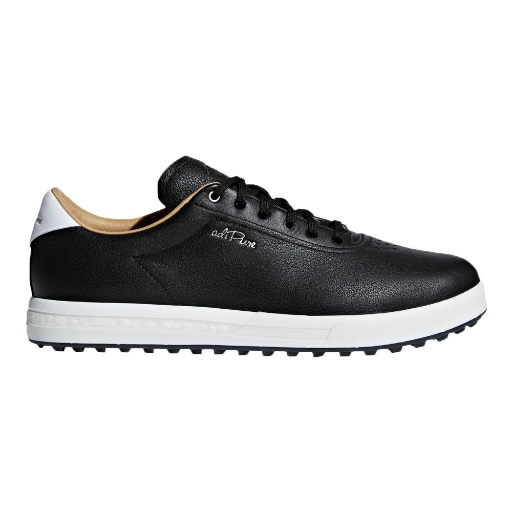 best cheap d8a15 e25ab Adidas 2018 AdiPure SP Mens Golf Shoes DA9126 - BlackWhite