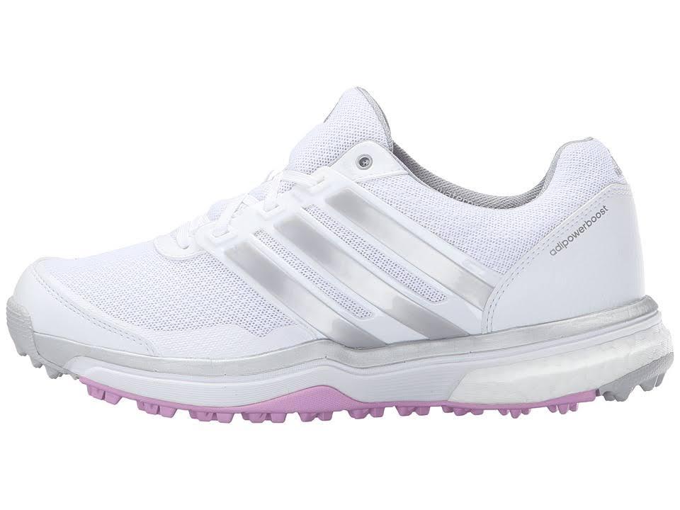 Le Donne Scarpe Da Golf Adidas Adipower Sport Spinta 2 Medio 9 Bianco Su Ebay