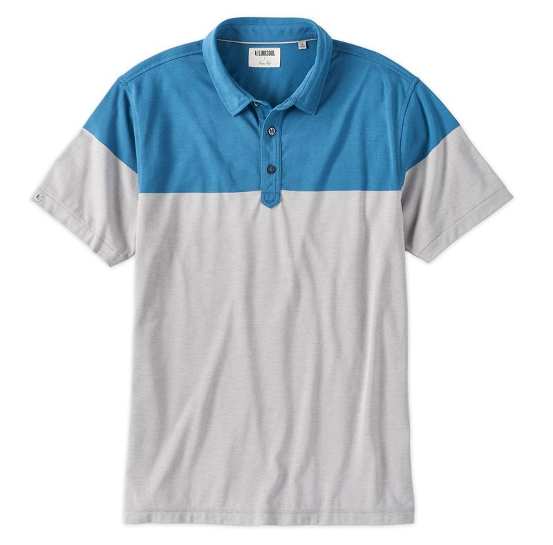 Linksoul Dora bloque Camisa Polo para hombre  LS1182-Cove-Elige tamaño  a precios asequibles