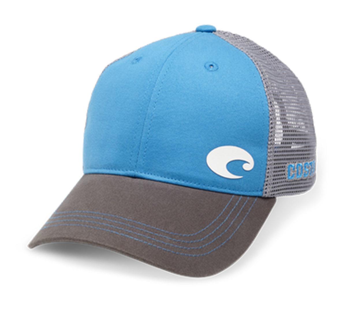 05f3972f71 Costa Del Mar Offset logo HD Trucker Hat
