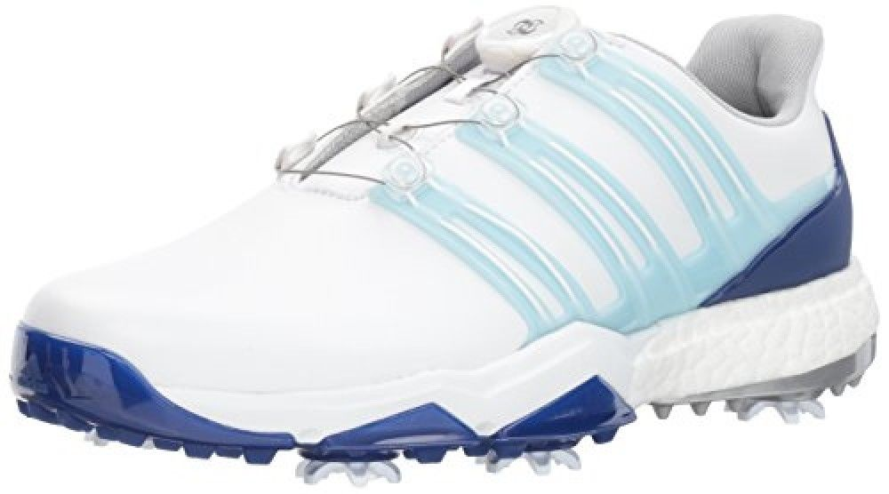 Adidas-Powerband-BOA-Boost-Mens-Golf-Shoes-Pick-Size-amp-Color
