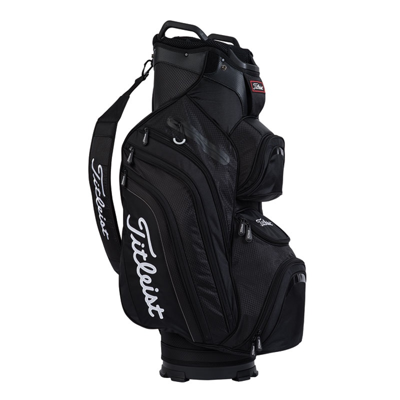 New Titleist Golf 2016 Deluxe Cart Bag - Pick Color