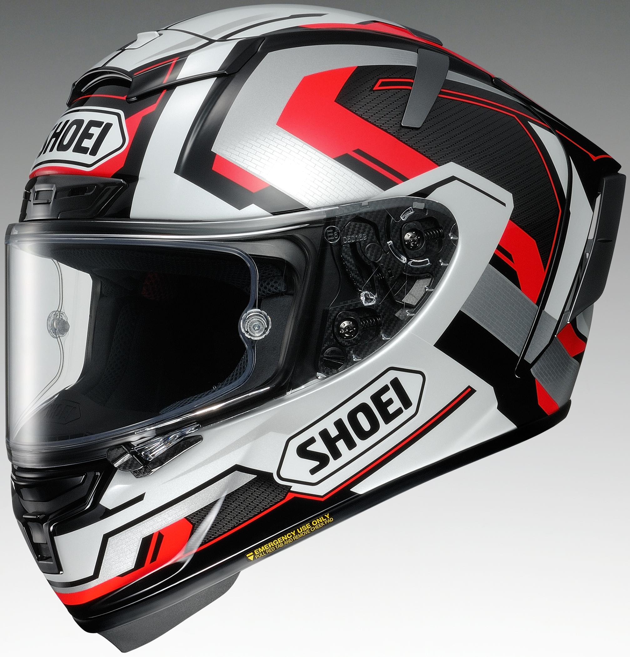 shoei x 14 brink motorcycle street helmet 2018 ebay