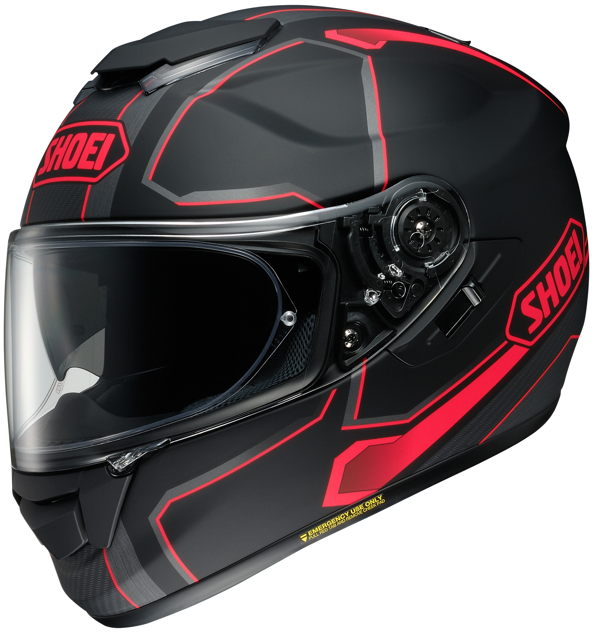 shoei gt air pendulum motorcycle street helmet 2018 ebay. Black Bedroom Furniture Sets. Home Design Ideas