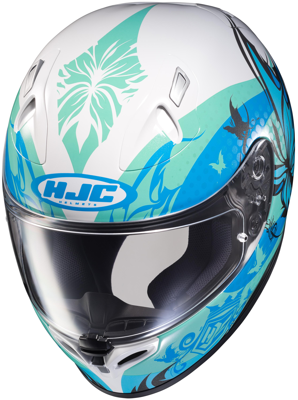 hjc fg 17 flutura motorcycle helmets closeout ebay. Black Bedroom Furniture Sets. Home Design Ideas