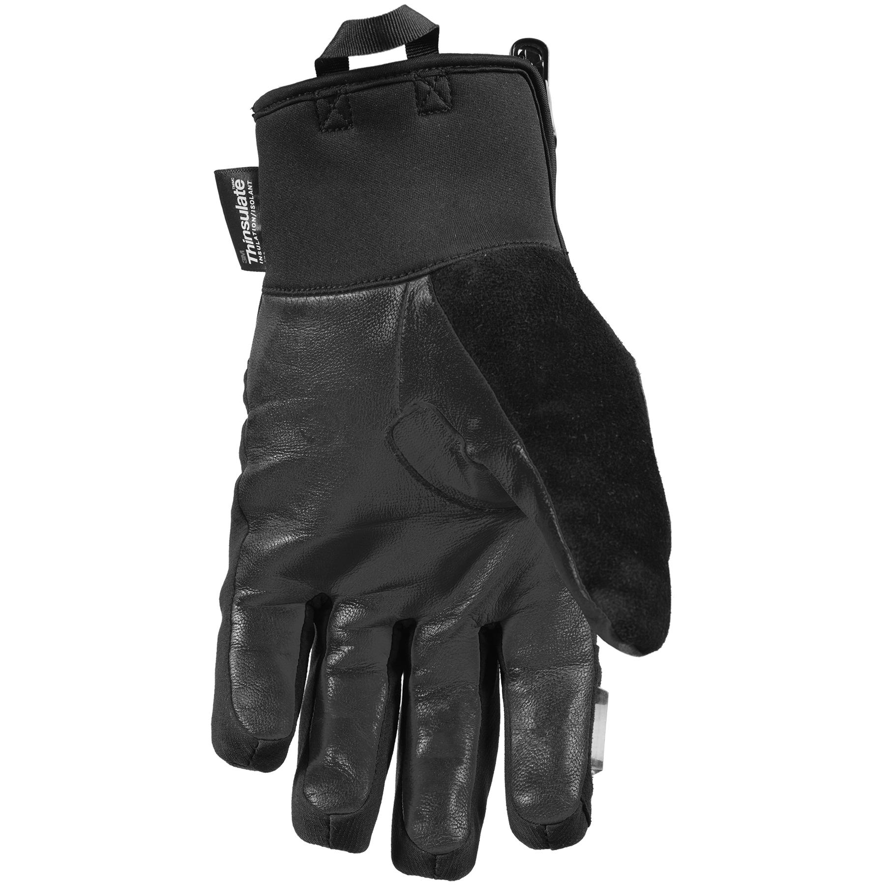 FXR-Transfer-Short-Cuff-Snowmobile-Glove-Black miniature 4