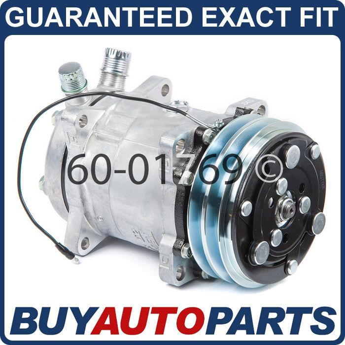 Sanden 4509 4510 6664 Style Ac Compressor Sd508 Sd5h14 - Www