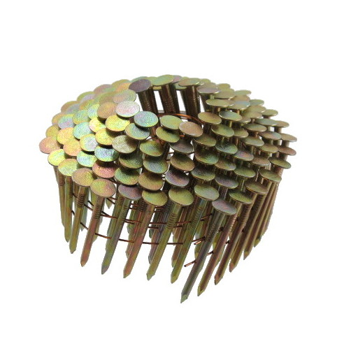 1 3 4 Quot Galvanized Coil Roofing Nails Case Of 7 200