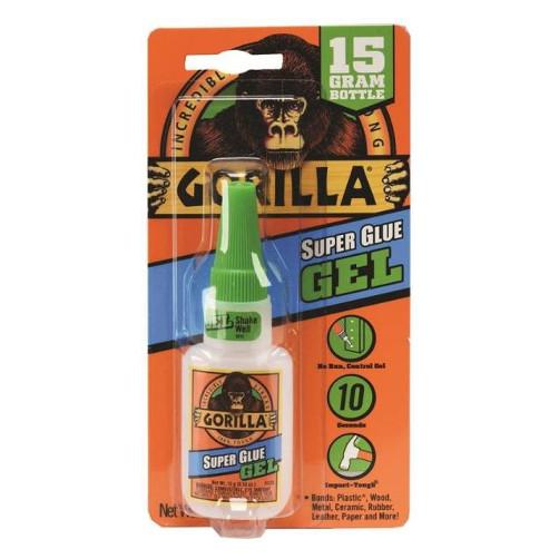 15 gr. Gorilla Super Glue Gel - Greschlers Hardware