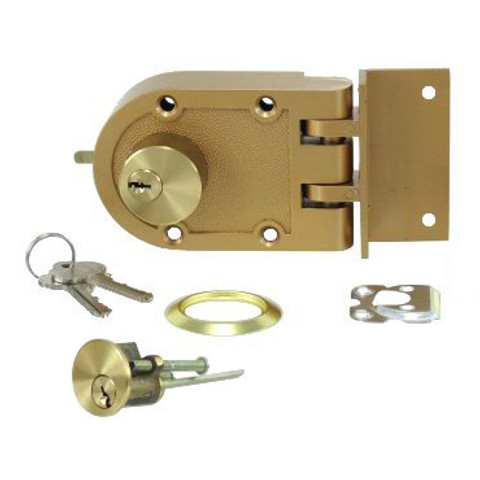 Jimmy Proof Double Cylinder Deadbolt Lock Ebay