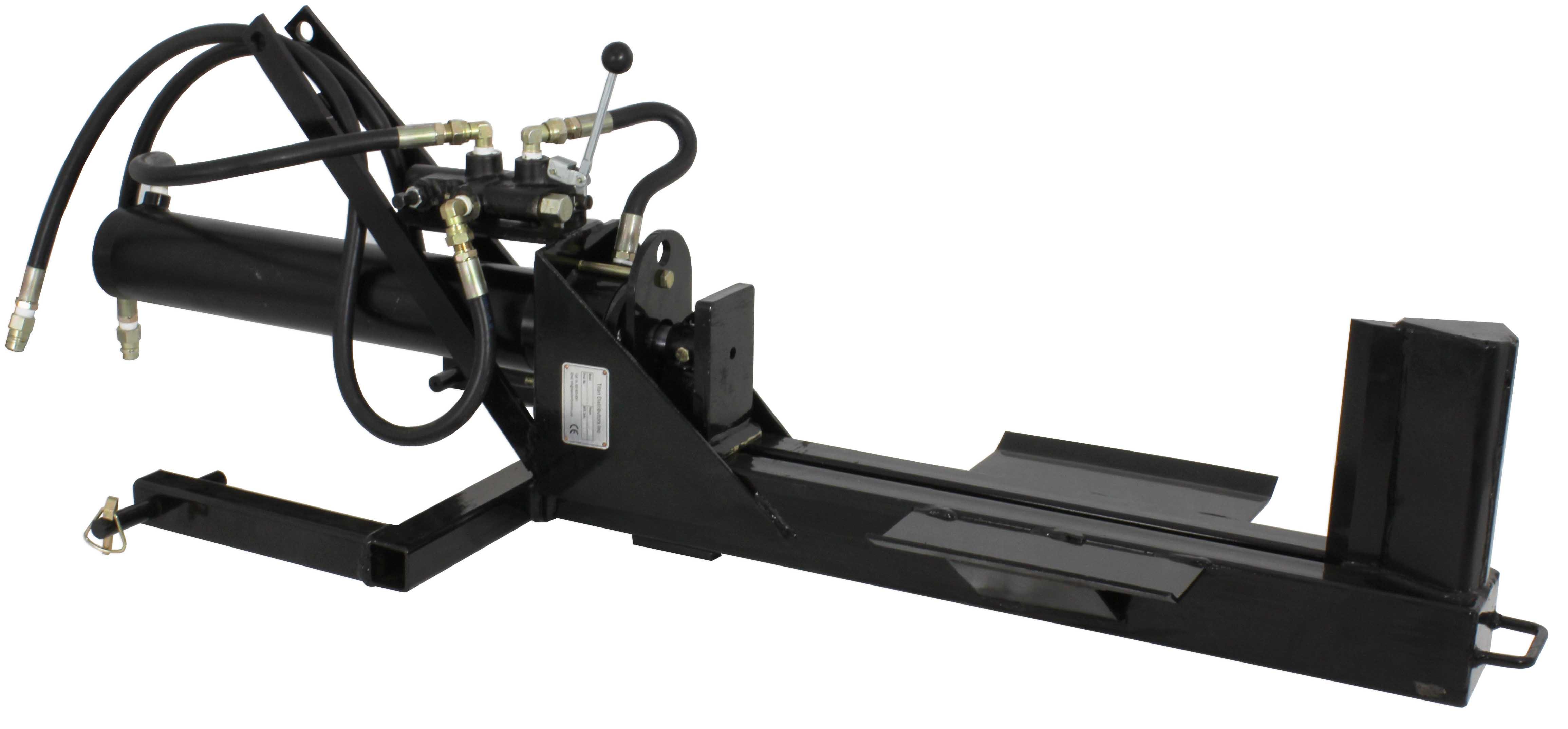 Titan 3 Point Hydraulic Log Wood Splitter ...