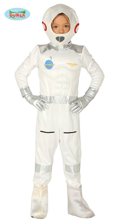 BOYS TODDLER KIDS ASTRONAUT FANCY DRESS COSTUME  2-4 YEARS SPACE MAN ROCKET