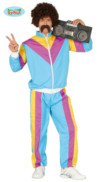 80 s 90 s ASI Prolet jogging mens de costume costume costume Jogger Jogger