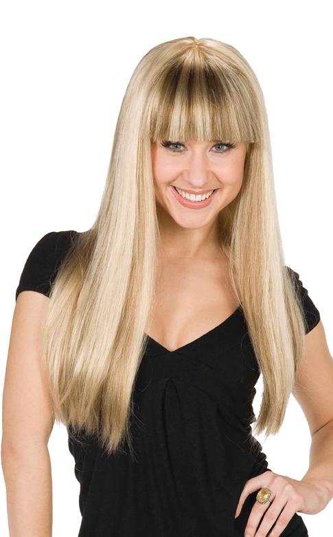 Hanna Hannah Montana Wig Blonde Mandy Wig 4002162483383 Ebay