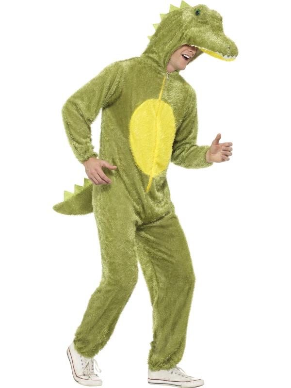 Krokodilkostüm Krokodil Kostüm Zoo Karneval Tierkostüm